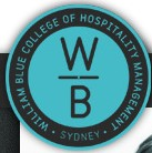 William Blue College of Hospitality Management - Canberra Private Schools