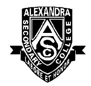 Alexandra Secondary College - Canberra Private Schools