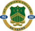 St Patrick's College Secondary - Canberra Private Schools