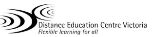 Distance Education Centre Victoria - Canberra Private Schools