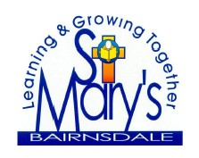 St Mary's Catholic Primary School Bairnsdale - Canberra Private Schools