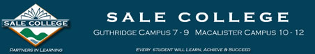 Sale College Macalister Campus - Canberra Private Schools