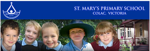 St Marys Primary School Colac - Canberra Private Schools