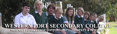 Western Port Secondary College - Canberra Private Schools