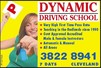 Dynamic Driving School - Canberra Private Schools