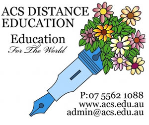 Acs Distance Education - Canberra Private Schools