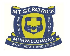 Mt St Patrick Primary School  - Canberra Private Schools