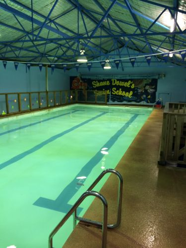 Shane Dowels Swim School - Canberra Private Schools